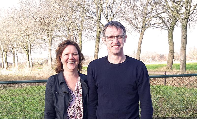 Jan en Jacqueline